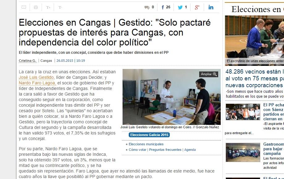 cangas decide