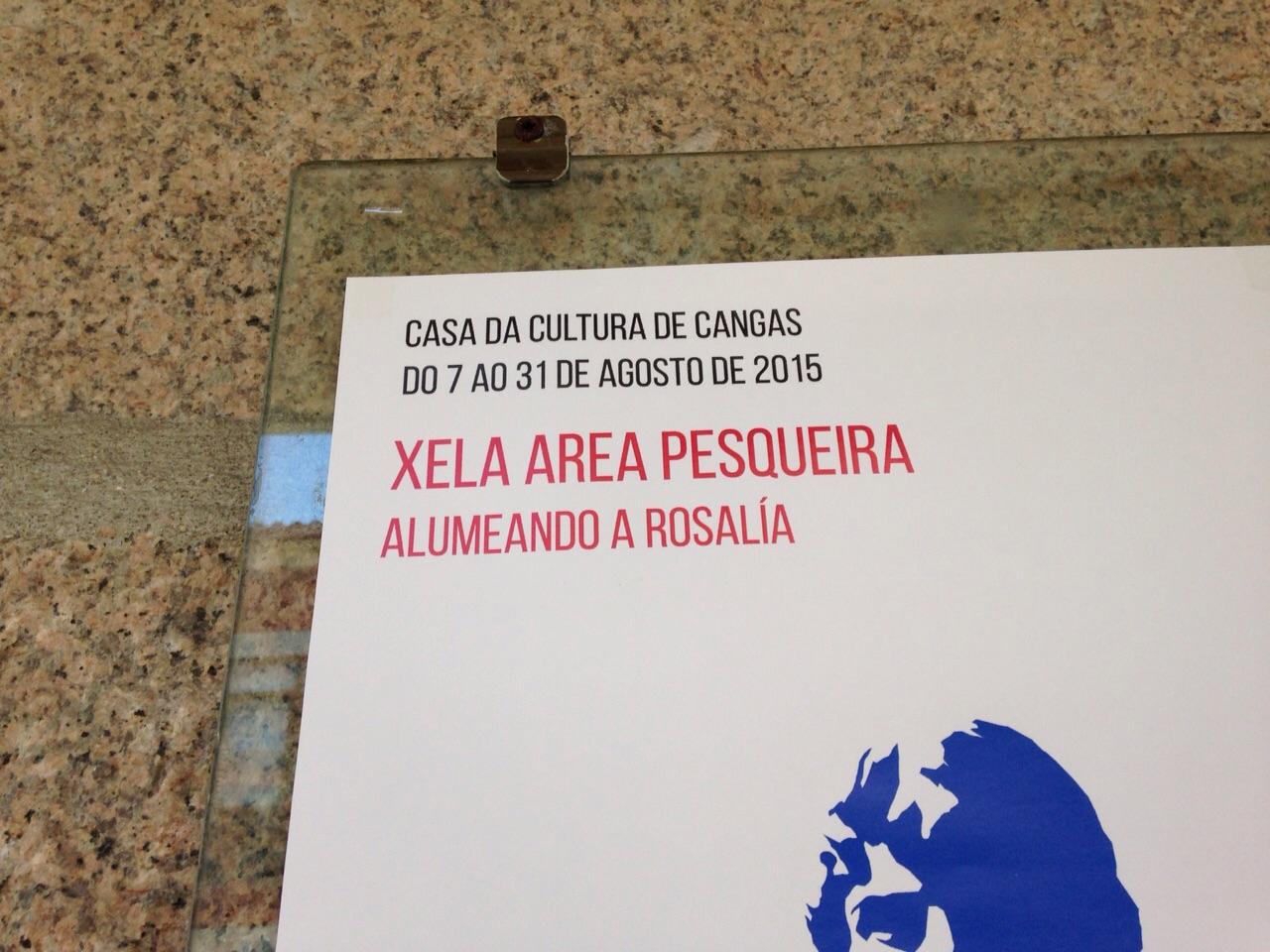 Exposición Xela Area Pesqueira