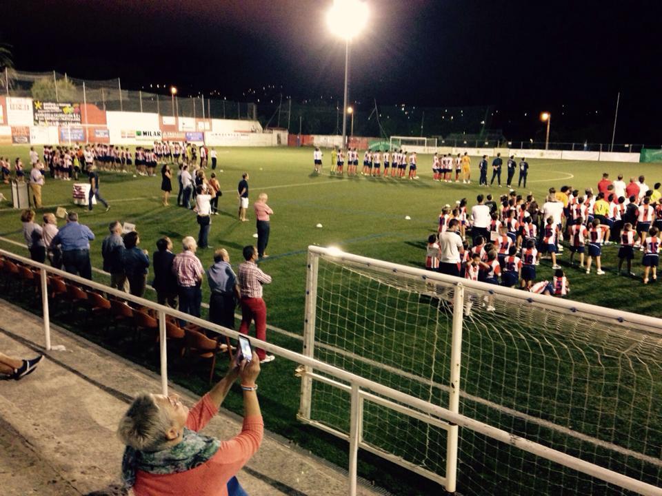 Presentación Alondras Fútbol Club