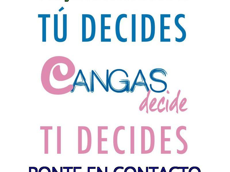 CANGAS DECIDE SE REÚNE CON EL ALCALDE DE CANGAS